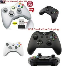 New White Wireless Game Remote Controller FOR  Microsoft Xbox 360 / Xbox ONE  SP