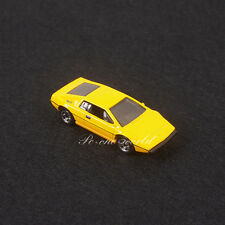 HOT WHEELS EXOTICS series Toy Car #72 #2 LOTUS ESPRIT S1 1:64 yellow