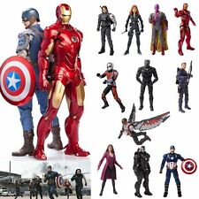Marvel Avengers Captain America Civil War Iron Man Action Figure Gifts For Child