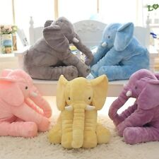 60cm HQ Plush Elephant Toy Soft Toys Stuffed Animal Baby Calm Doll Kids Sleeping
