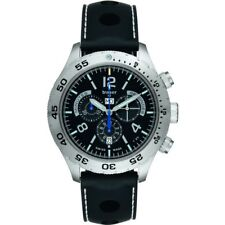 traser H3 Elegance Chronograph Sapphire Watch | Silicone Master Strap