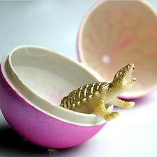 Tops 1pcs Growing Egg Hatching Various Animal Egg Add Water Grow Easter Egg Toy