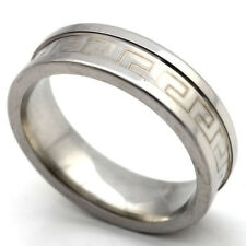 Fashion Jewelry Mens Womens Stainless Steel 7-12 Couple rings free shipping