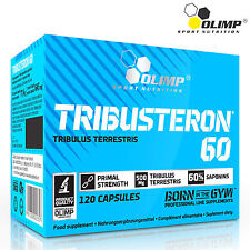 Tribusteron 60 15-330 Caps. Tribulus Terrestris Testosterone Booster Support