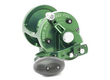 AVET LX6/3 2 SPEED FISHING REEL  (All Colors Available) 150 YDS FREE BRAID