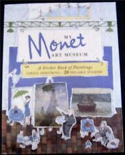 My Monet Sticker Art Gallery Impressionists Paintings Artist Free Shipping
