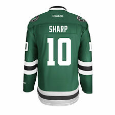 Patrick Sharp Dallas Stars Reebok Premier Replica Home NHL Hockey Jersey