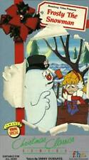 FROSTY THE SNOWMAN (VHS-LIKE NEW-COLOR) STORY  BY JULES BASS & ARTHUR RANKIN JR.