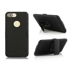 For iPhone 7 6S plus 5s Holster Case Cover with Belt Clip+Stand phone accessory