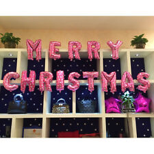 """16 Inch """"HAPPY BIRTHDAY"""" Letters 13 Pcs Foil Balloons Party Decoration 6Colors"""