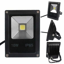 10W Flood light White Warm Red Green Blue Yellow UV LED Outdoor Lamp AC85-265V