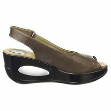 Fly London Hert 680 Fly Wedge Grey Womens Sandals