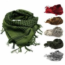 Lightweight Military Shemagh Arab Tactical Desert Shemagh KeffIyeh Scarves Wrap