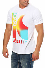 Local Celebrity Men's T-Shirt Short sleeve shirt LC WAVE CREW