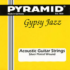 PYRAMID Acoustic Guitar Strings SET Gypsy Jazz Django Style Acoustic Guitar
