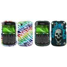 For BlackBerry Bold Touch 9900 9330 Design Snap-On Hard Case Phone Cover