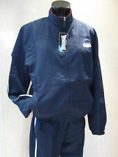 ORIGINAL LONSDALE LONDON MENS NAVY RED TRACKSUIT Size X Large NEW TAGS