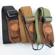 WIDENING FOLK ACOUSTIC ELECTRIC GUITAR BASS ADJUSTABLE GUITAR STRAP FIRST-RATE