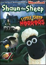 Shaun the Sheep: Little Sheep of Horrors (DVD, 2009) SEALED