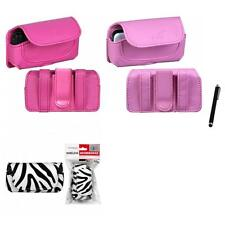 For LG Cosmos Touch VN270 Holster Belt Clip Case Pouch Stylus Pen