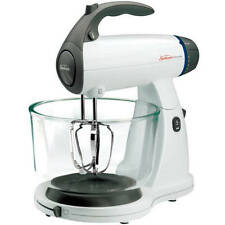 Sunbeam Mixmaster Speed Classic Hand Stand Mixer Kitchen Countertop Beater New