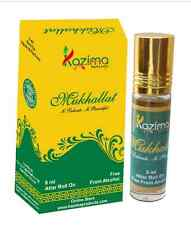 Natural Mukhallat Rollon Attar Perfume Apparel Concentrated Alcohol Free 8ML