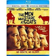 The Men Who Stare at Goats (Blu-ray Disc) No digital copy