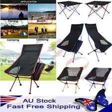 Portable Oxford Fabric Fishing Chair Folding Desk Outdoor Seat Chair Moon Table