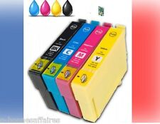 Cartridges compatible Epson printers Expression Home XP-225 XP225 DX SX WF