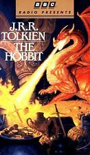 BBC Radio Presents: The Hobbit by J. R. R. Tolkien audiobook (1997, 4 Cassettes)