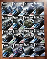 STAR TREK EAGLEMOSS MAGAZINES ONLY ISSUES 65 - 91 & SPECIALS COLLECTION LOT