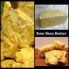 Raw African Shea Butter Unrefined Natural Organic 100% Pure From Ghana
