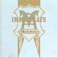 Madonna : The Immaculate Collection CD