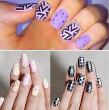 Nail Art Image Stamp Template Plates Polish Stamping Manicure DIY New Large