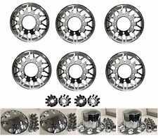 22X8.25Wheels kits Conversions Adapter for FORD F350, DODGE 3500 GMC 3500 CHEVY