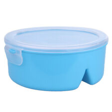 Plastic Bento Lunch Box Utensils Picnic Food Container Storage Case + Spoon PICK