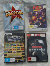 PC Games - Planescape The Movies Neverwinter Sims 4 Star Wars LOTR SWAT