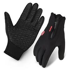 Winter Waterproof Cycling Gloves Touchscreen Outdoor M/L/XL For Mens/Womens NEW