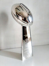 Mini Lombardi Trophy Replica,Any Series (1967-2017) & Custom Engraving Available