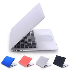 New Rubberized Laptop Case Cover Hard Shell For Macbook Air Pro Retina 11 12 13""