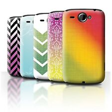 STUFF4 Back Case/Cover/Skin for HTC Wildfire/G8/Ombre Fashion
