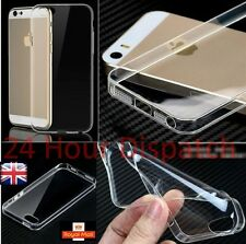New Ultra Thin Silicone Gel Slim Rubber Soft Case For Iphone5/5s {lk410