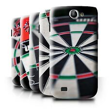 STUFF4 Back Case/Cover/Skin for Samsung Galaxy W/I8150/Darts Photo