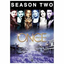 Once Upon a Time: The Complete Second Season 2 (DVD, 2013, 5-Disc Set)