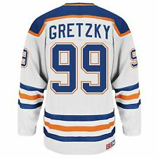Gretzky Oilers Vintage *Heroes of Hockey* Replica Jersey 1981 (Home)