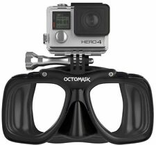 GoPro Hero4 and Hero3+ Dive Mask for Scuba Diving and Snorkeling FREE SHIPPING