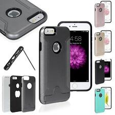 Heavy Shockproof Slim Armor Defender Case Cover For Apple iPhone 6 / 6S / Plus