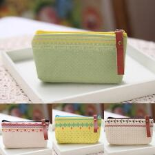 Cosmetic Holder Coin Bag Wallet Makeup Pouch Purse