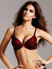 SALE Ann Summers Extreme Boost BRA + THONG set, Red/Black *NEW* RRP£34 (e)
