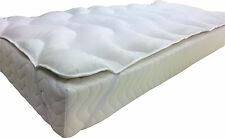 Zfoam 4th Generation Memory Foam Crumb Mattress Topper With Cool Touch Fabric